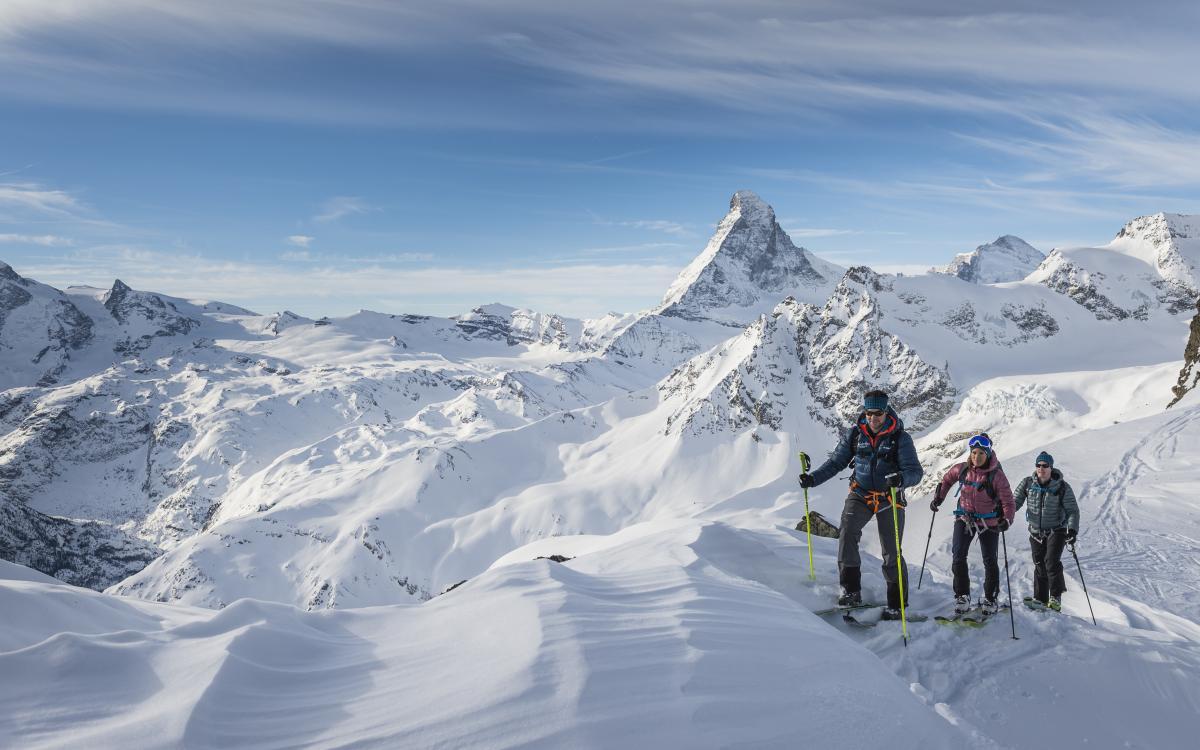 Klettergurt Skitouren : Er spezial skitouren zermatters