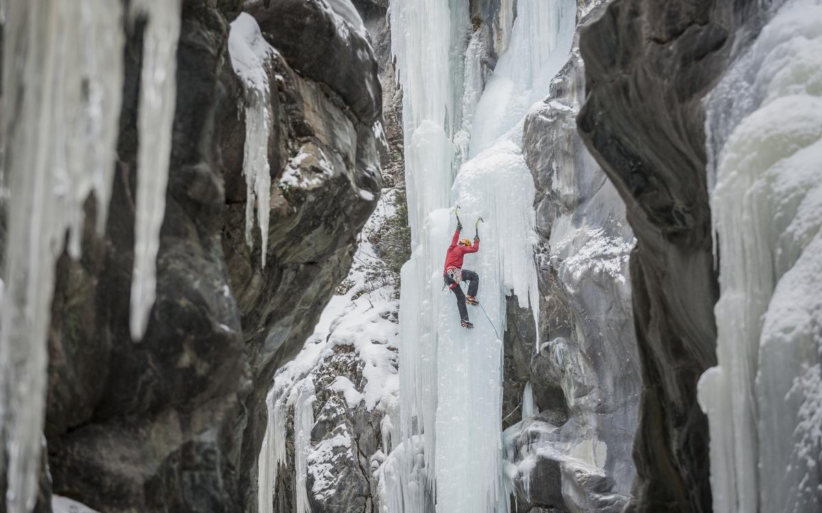 Klettergurt Eisklettern : Eisklettern zermatters