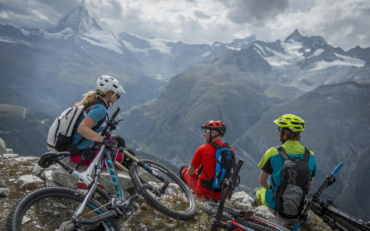 Angebot Tour and Trail ZERMATTERS