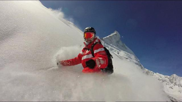 Freeride Board Zermatt